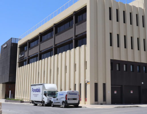 Forestals Building services works